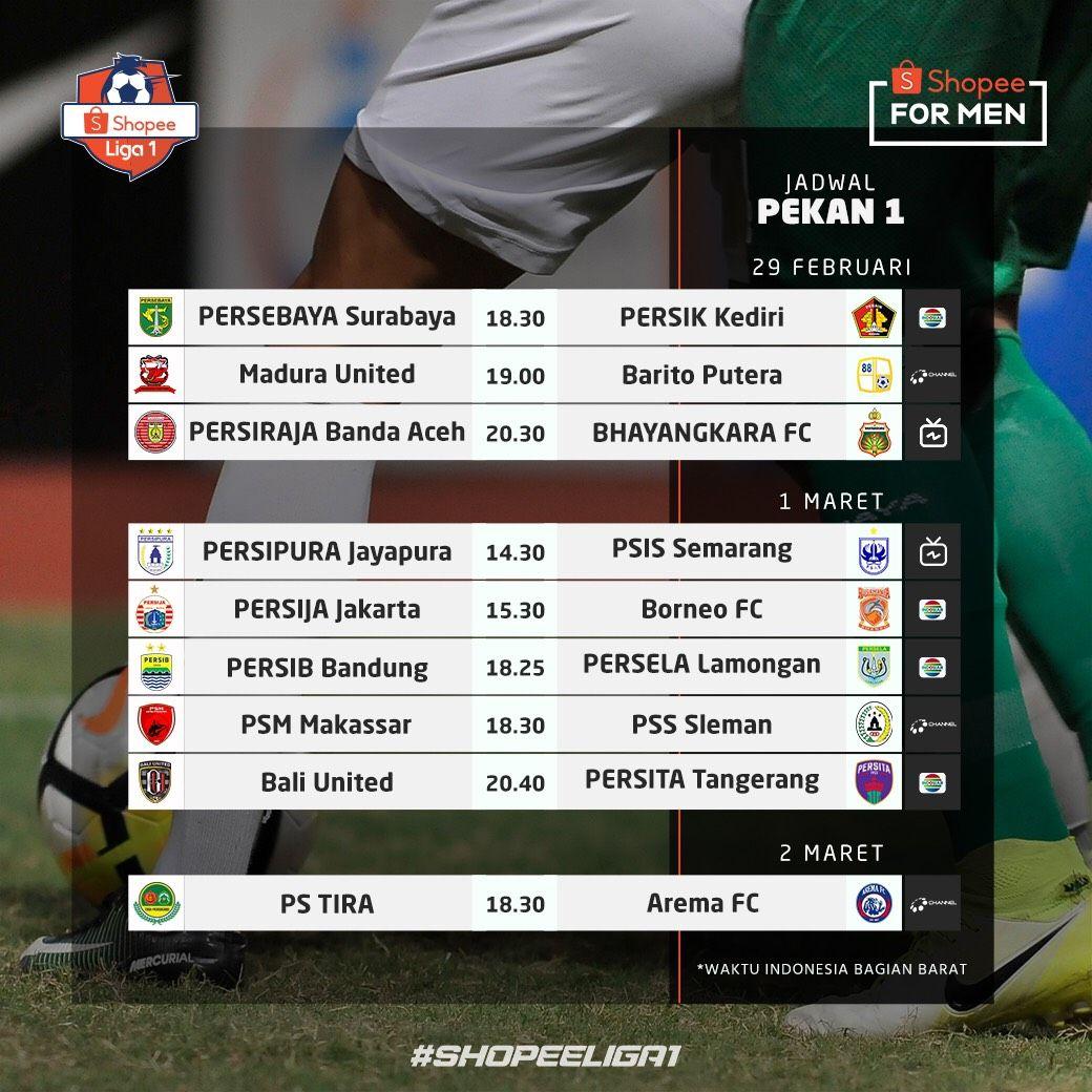 Jadwal Bola Hari Ini Dengan Live Streaming Link