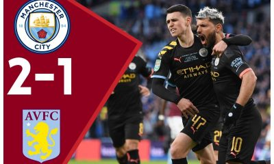 Manchester city juara carabao cup 2020