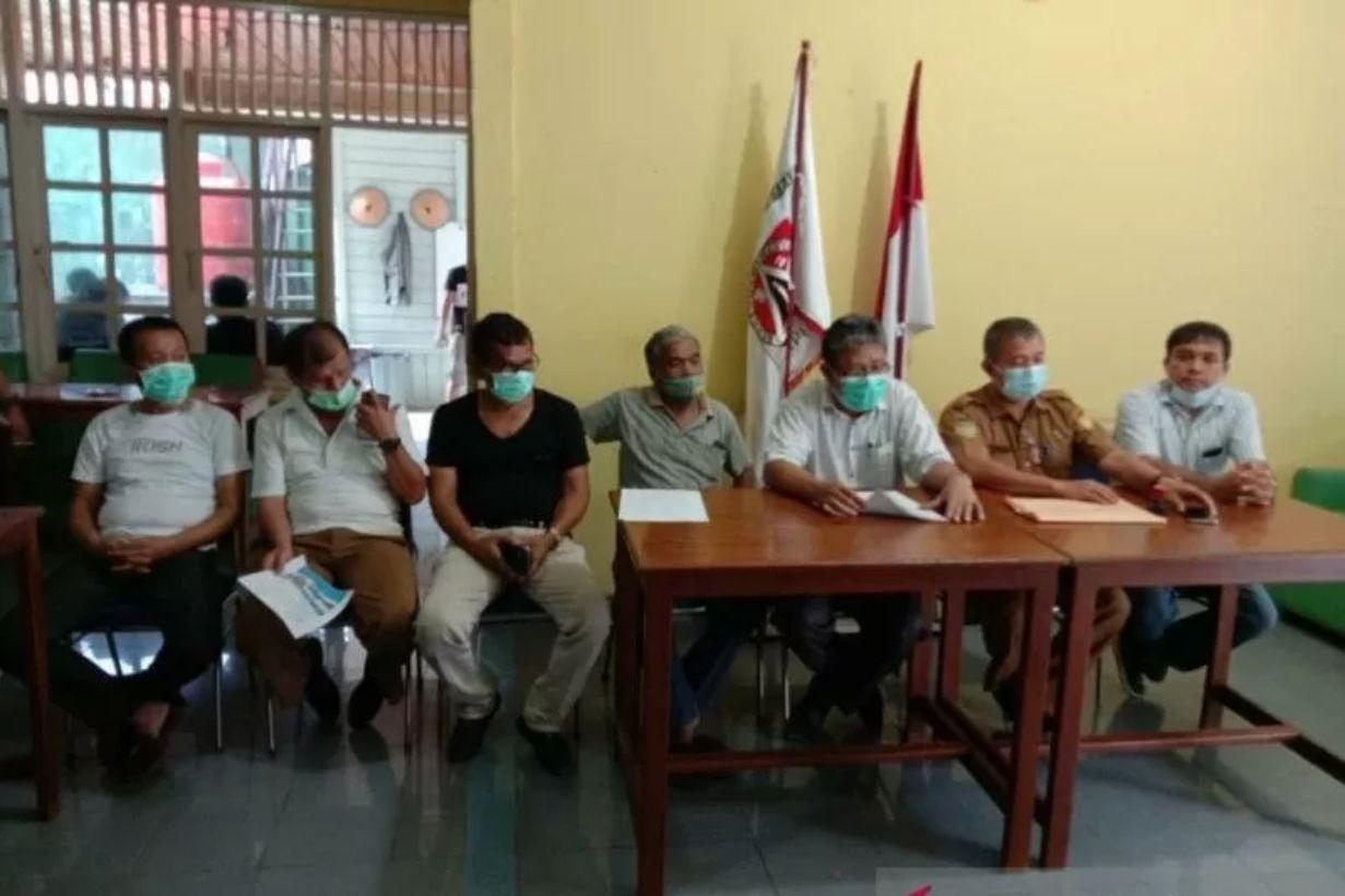 Pengurus Kerukunan Masyarakat Batak di Papua