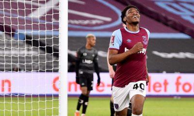 Oladapo Afolayan, Pemain West Ham United