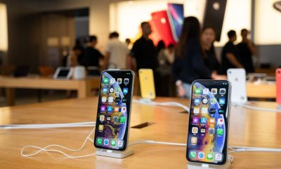 iPhone di Apple Store