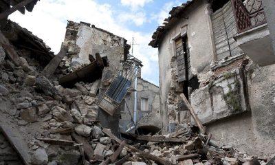ILUSTRASI Gempa 6,2 SR yang menimpa Sulawesi Barat dan menewaskan 84 orang hingga saat ini (18/01/2021).