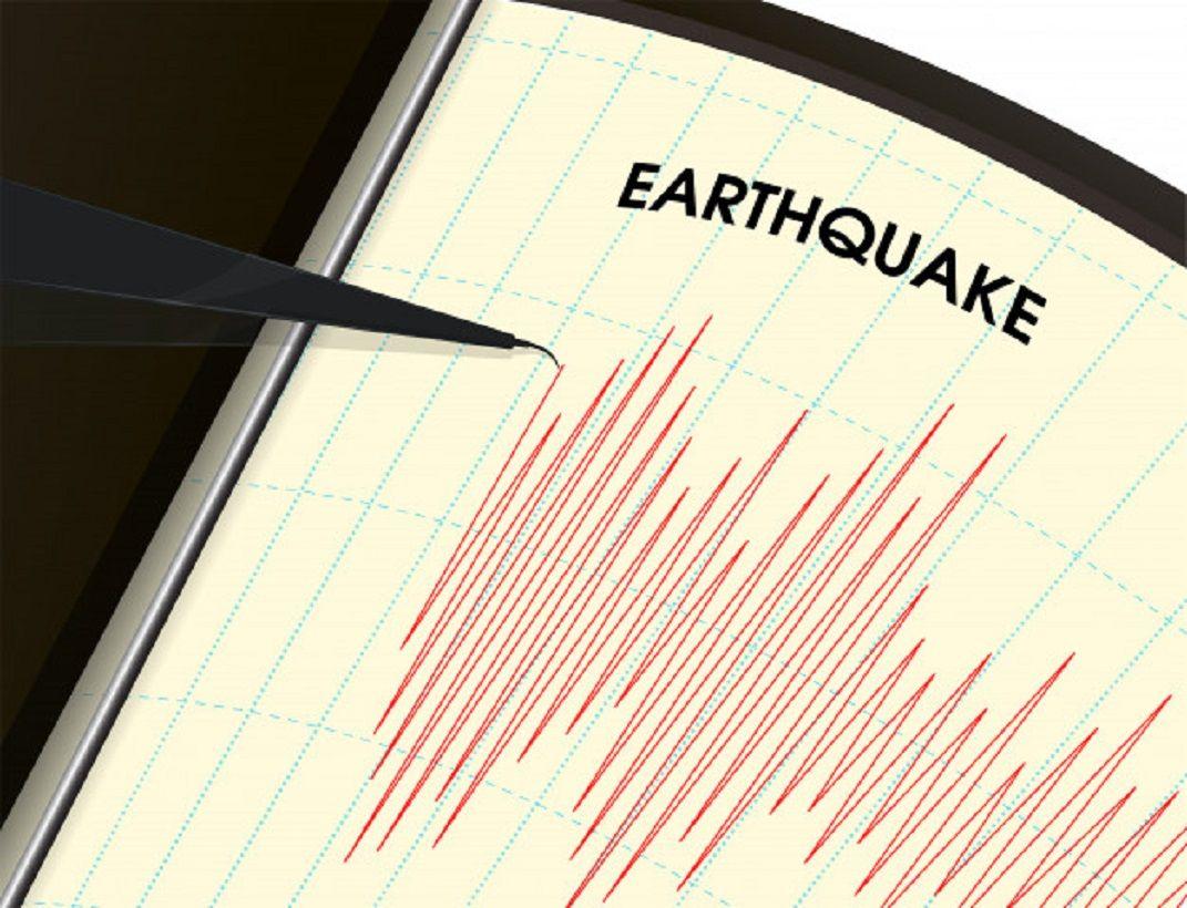 Ilustrasi Seismograf. Maluku Tenggara diguncang gempa.