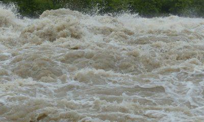 Ilustrasi Banjir yang Terjadi di Kota Manado