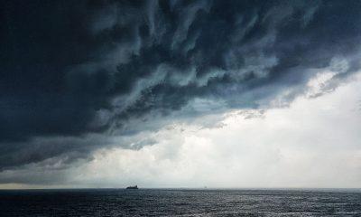 Ilustrasi. Tanda SOS di Pulau Laki.