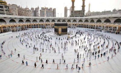 Kondisi Mekkah pada pandemi COVID-19