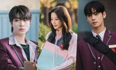 Hwang In Yeop, Moon Ga Young, dan Cha Eun Woo dalam Drama Korea True Beauty
