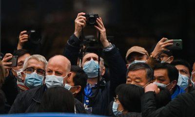 Tim WHO Menyelidiki Asal Usul COVID-19 di Wuhan